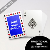 Timeless Frame Custom Poker (63.5 x 88.9mm)