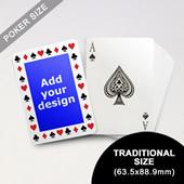 Timeless Frame Custom Poker (63.5 x 88.9mm)