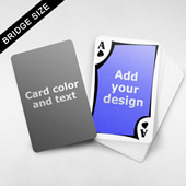Message Front Bridge Card – Frame Surface