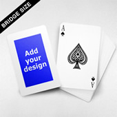Wide Border Bridge Size cards