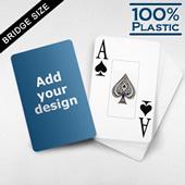 Custom Jumbo Index Plastic Cards
