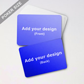 Custom Blank Game Cards Landscape (63 x 88mm)