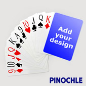 Pinochle Fun Classic Choice with Jumbo Index