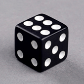 Black Dice 14mm