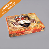 Custom Extra Large Game Box 2