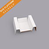 Corrugated platform_5.5x5.5x3
