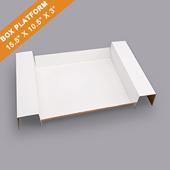 Corrugated platform_15x10x3