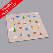 Custom Triangular Tiles 2