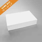 Plain Large Rectangular Game Boxes 2