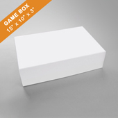 Plain Large Rectangular Game Boxes 3
