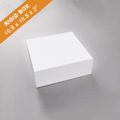 Plain Large Square Game Box 2