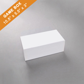 Plain Rectangular Game Boxes 3