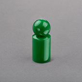 Plastic Ball Pawn (Green)