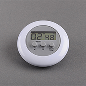 White Electronic Timer