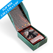 Easy Flip Game Box 68 x 92 x 24mm