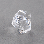 14mm Plastic Crystal Plastic Pawn Transparent