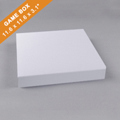 Plain Square Game Box 11.6