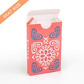Custom Tuck Box for Skat Sized Cards