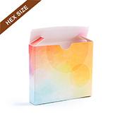 Custom Tuck Box For Hex Cards