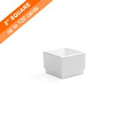 Plain Rigid Box for Small Square Cards