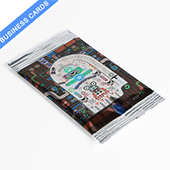 Custom Booster Pack for Business Cards