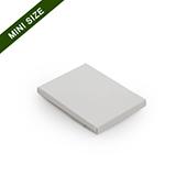 Plain Sleeve Box For 18 Mini Size Cards