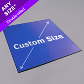 Custom Size Game Board - Double Sided
