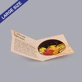 Custom Cross Fold Booklet for Large Size