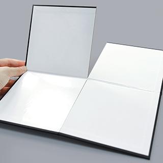 Quad-fold