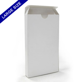 Tuck box for 54 large size playing cards