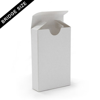 Tuck box for 54 bridge size cards