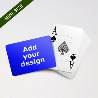 Mini Card Series – Mini card with Jumbo Index & Landscape Front