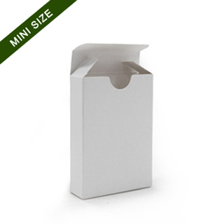 Tuck box for 54 mini playing cards