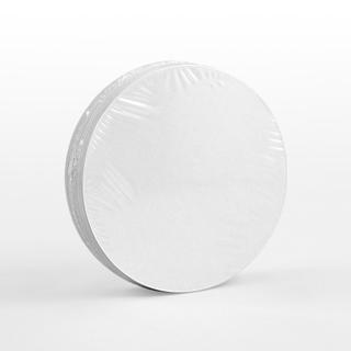 54 Blank Circular Cards