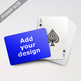 Classic Choice – Custom Poker Front (Landscape)