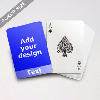 Cool Personalized Photo Playing Cards