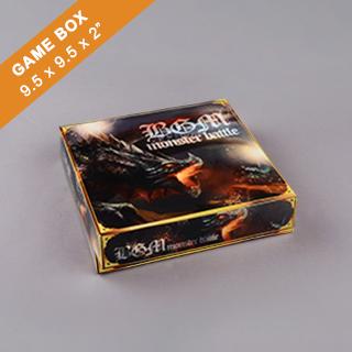 """Custom Game Box 9.5"""" x 9.5"""""""