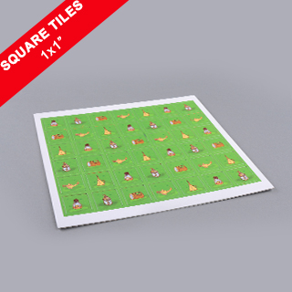 Custom Square Game Tiles 1