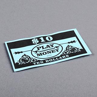 Paper money _Ten Dollars