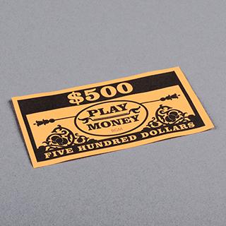 Paper money _Five Hundreds Dollars