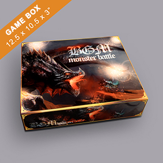 Custom Medium Rectangular Game Box 3