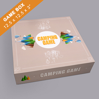 Custom Extra Large Game Box 3