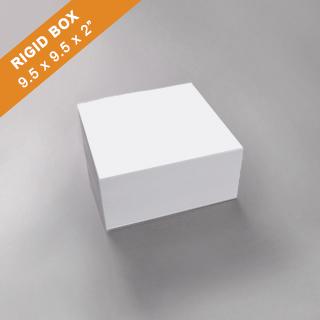 Plain Medium Square Game Box 2