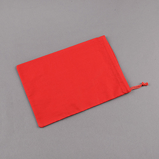 Large Red Cotton Game Bags