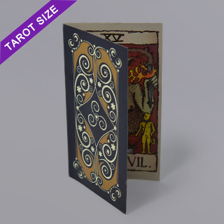 Bi Fold Booklet For Tarot Size 275 View