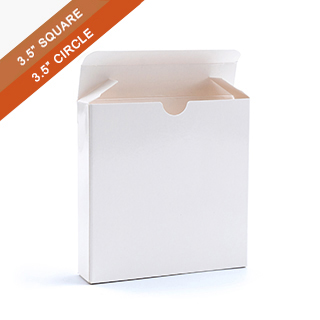 Plain Tuck box for 3.5