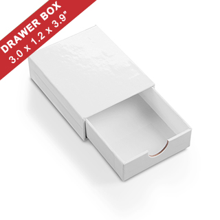 Plain Sleeve box with tray-Single Deck
