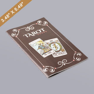 Custom Booklet for Large LUX Box 3.48