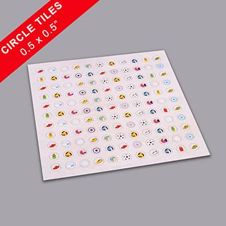 Custom Circle Game Tiles 0.5