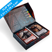 Easy Flip Game Box 140 x 96 x 24mm